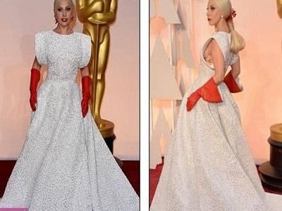 Artis Selebriti Busana Terburuk di Oscars Academy Awards 2015