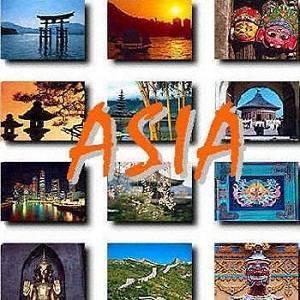 Destinasi Tempat Tujuan Wisata Favorit di Kawasan Asia 2015