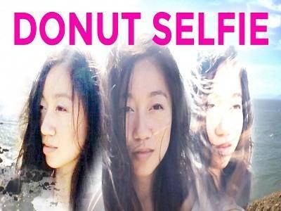 Donut Selfie Gaya Selfie Unik Keren Seru