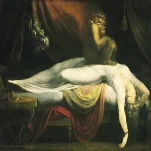 Fenomena Tindihan Erep-Erep dan Lihat Hantu Saat Tidur