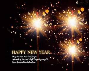 Gambar Kartu Ucapan Selamat Natal dan Tahun Baru