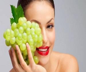 Tips Cara Perawatan Wajah Dengan Masker Alami Buah Anggur Buatan Sendiri
