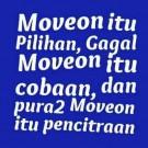 Kata-Kata Move On Gokil