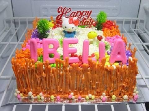 kumpulan gambar kue ulang tahun model koleksi terbaru
