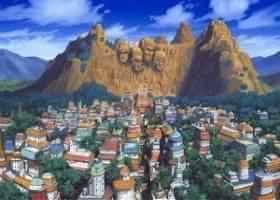 Ternyata Lokasi Naruto ini Benar-Benar Ada di Dunia Nyata