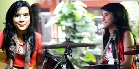 Drummer Cewek Paling Terkenal Indonesia