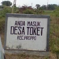 Kumpulan Nama Desa Unik Aneh Lucu di Indonesia