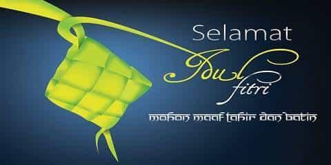 Ucapan hari raya Idul Fitri 2015