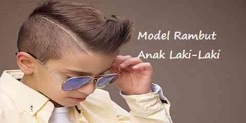 potongan model rambut anak laki laki