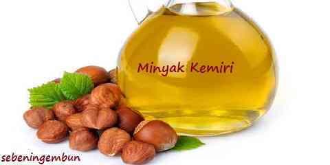 minyak penumbuh jenggot terbaik paling ampuh cara alami dan cepat dengan kemiri mentega urang aring