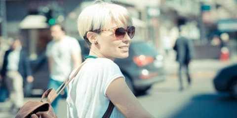 Potongan Rambut Pendek Untuk Wanita Sesuai Bentuk Wajah Bulat Oval Orang Gemuk Maupun Kurus