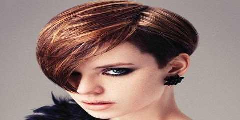 Style Rambut Pendek Perempuan Terkini baik Keriting Ikal Lurus Rambut Tipis Ataupun Tebal Poni Layer